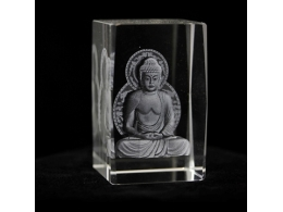 Feng Shui - Buddha klaastahukas